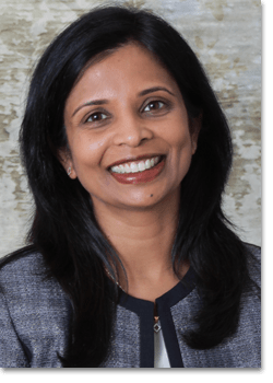 Issaquah Dentist, Dr. Madhuri Vanama smiling and welcoming you to her dental practice
