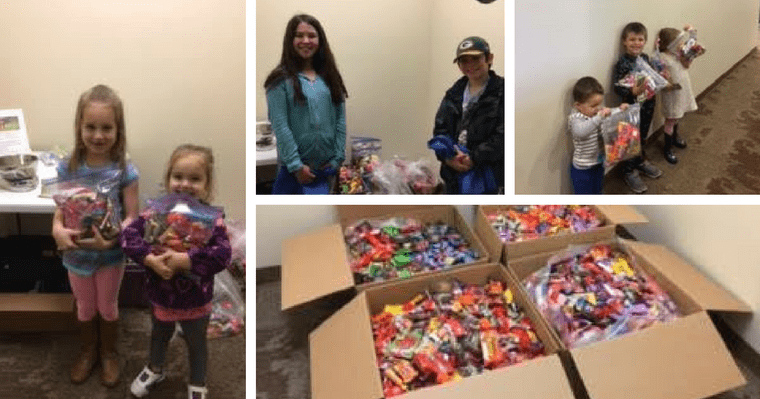 Halloween Candy Buy Back Event at Your Issaquah Highlands Dentist