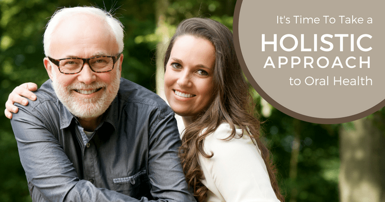 It's time to take a holistic approach to oral health