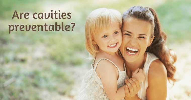 Are cavities preventable?