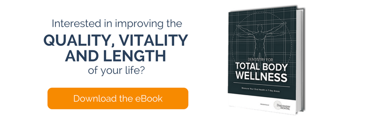 Download the Dentistry for Total Body Wellness eBook!