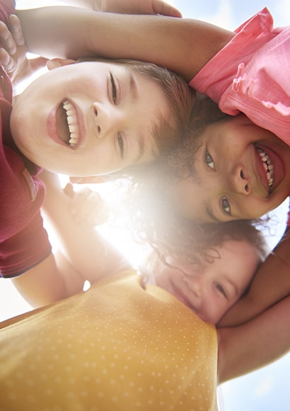 Smiling children with healthy smiles thanks to pediatric dentistry in Issaquah WA