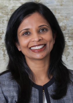 Issaquah family dentist, Dr. Madhuri Vanama