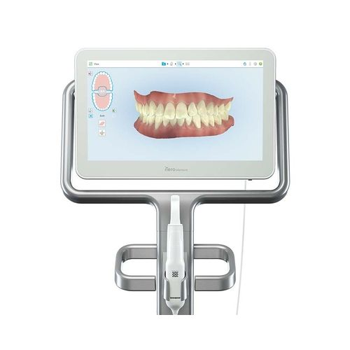 Using our iTero machine we can assess your risk for dental problems with a dental health scan